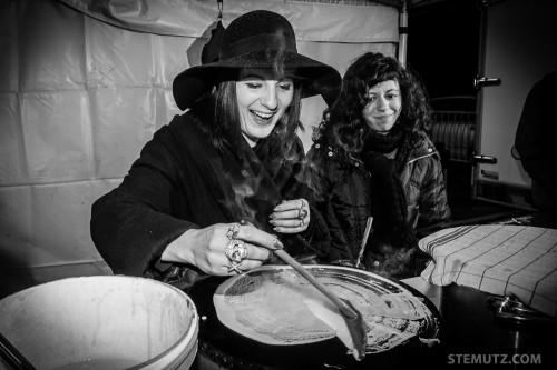 Marie la crêpe ... Le Goulag Festival 2014 @ Pisciculture, Fribourg, 22.02.2014