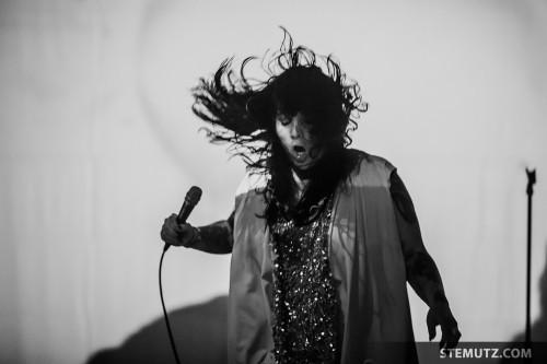 Boom! ... Solange la Frange @ Nouveau Monde, Fribourg, Suisse, 17.04.2014