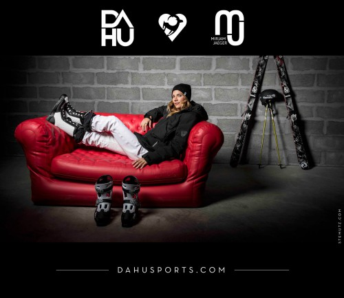 New DAHU Brand Ambassador Mirjam Jäger by STEMUTZ PHOTO
