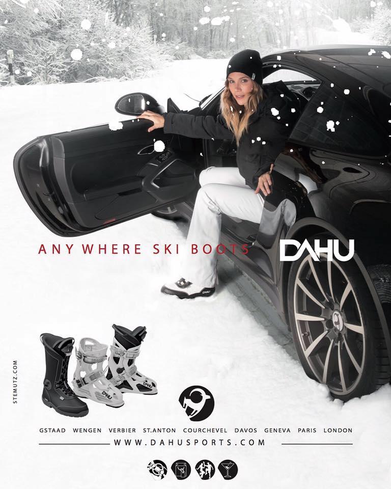 DAHU #FreeYourFeet with Brand Ambassador Mirjam Jäger by STEMUTZ PHOTO