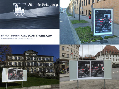 SCOTT City Lifestyle Images published on the URBAN BIKES Poster Campaign!
