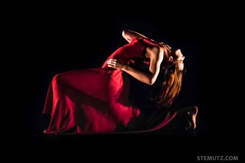 Nicole Morel ... Dance Juke-Box @ Fête de la danse 2014, Fribourg