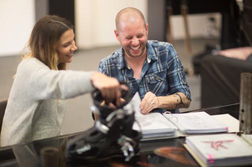 Mirjam Jäger and Nicolas Frey, DAHU Founder & Designer