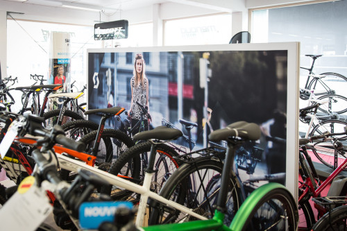 SCOTT City Lifestyle Images by STEMUTZ.COM printed on big Shop Posters!