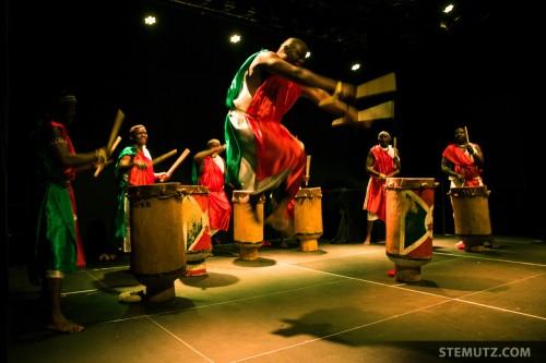 Tambours du Burundi / Burundi Drummers @ African Night @ Nouveau Monde