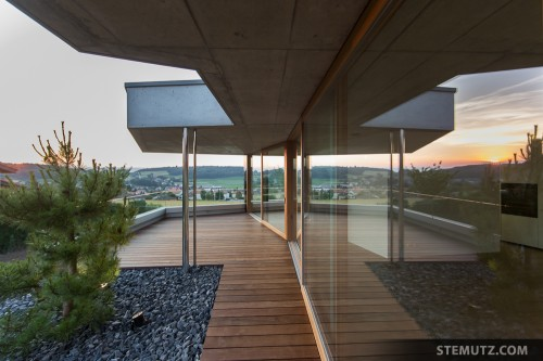 Villa P by virdis architecture, Corminboeuf, Switzerland, 19.06.2014