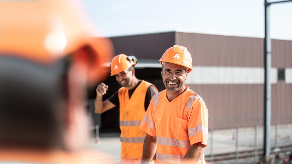 Antiglio JPF - Reportage chantier gare TPF Givisiez by STEMUTZ