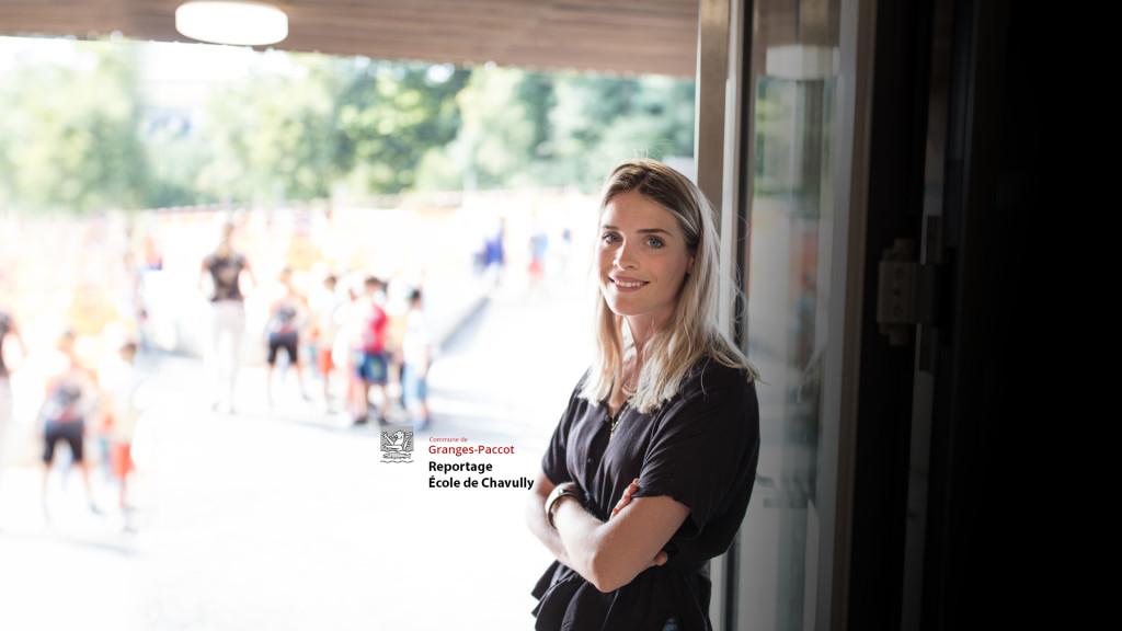 Reportage photo par STEMUTZ: Nouvelle Ecole de Chavully, Granges-Paccot