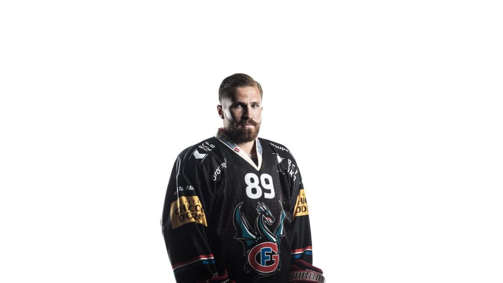 HC Fribourg Gotteron Andrei Bykov