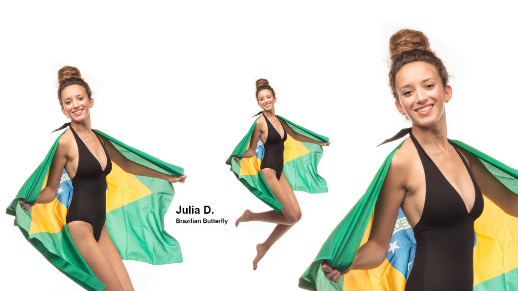 Julia D. Brazilian Butterfly - Fashion Shoot Fribourg Portraits Professionnel STEMUTZ