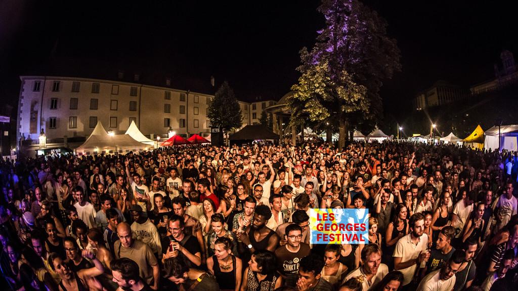 Solange la Frange @ Les Georges Festival 2015, Fribourg. STEMUTZ.COM