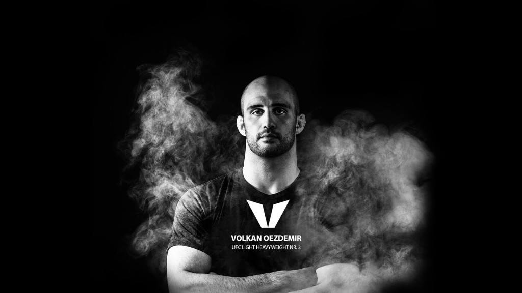Volkan Oezdemir - UFC by STEMUTZ at bluefactory Fribourg