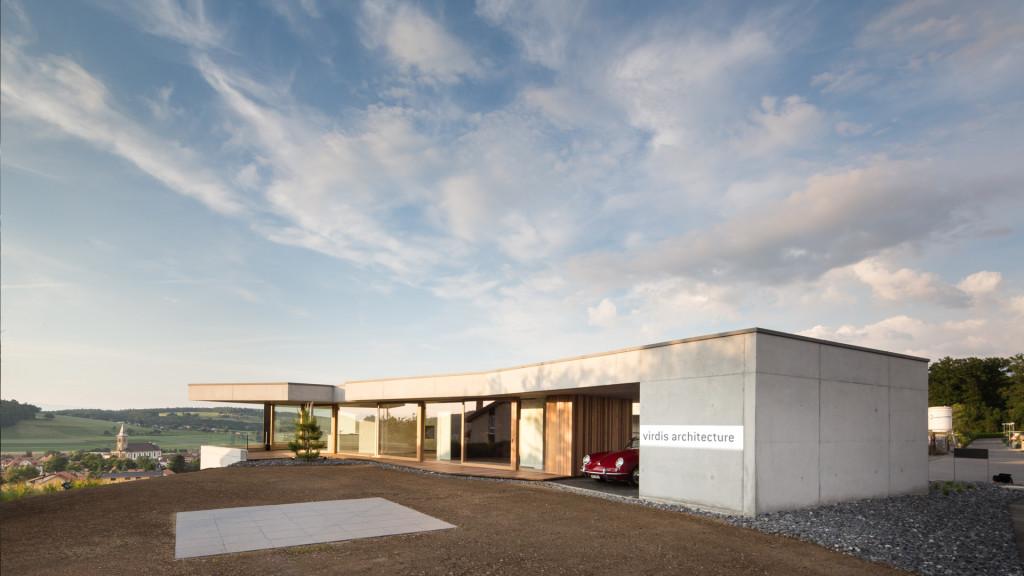 Virdis Architecture House Shoot, Corminboeuf, 19.06.2014