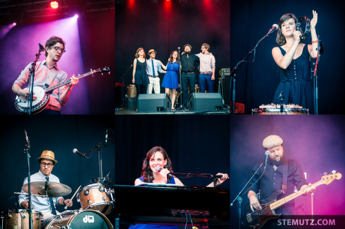 Laure Perret  @ Les Georges Festival, Fribourg, 19.07.2014