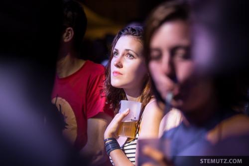 Yann Tiersen (F)  @ Les Georges Festival, Fribourg, 19.07.2014