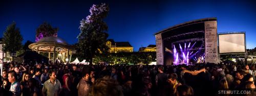 Valerie June (US) @ Les Georges Festival, Fribourg, 16.07.2014