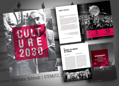 Publication of 6 Pictures in CULTURE 2030 - Rapport des Assises de la culture