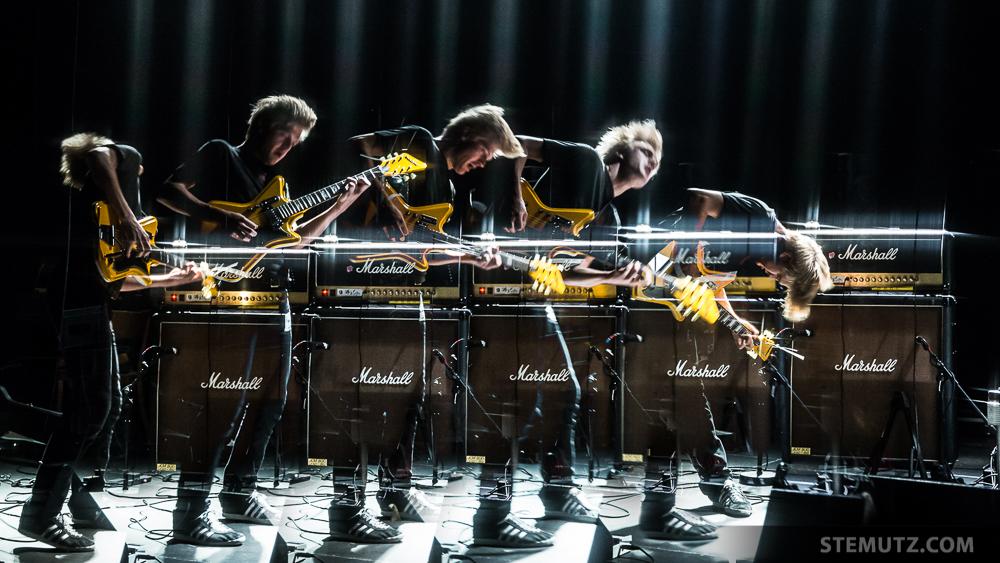 Energy!! ... Darius @ Nouveau Monde, Fribourg, Suisse, 13.09.2014