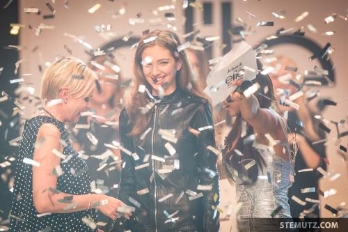 Johanna Brendow … Elite Model Look Contest, Winner 2014