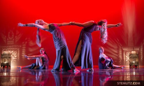 Gala Show @ Esquisse d'Orient, Fribourg, Switzerland, 01.11.2014
