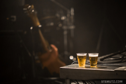 Two Beers ... Undead Vision @ Full Metal, Nouveau Monde, Fribourg, 22.11.2014