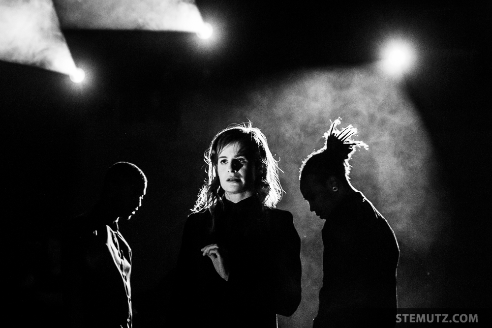 Christine and the Queens (F) @ Fri-Son, Fribourg, Suisse, 05.12.2014