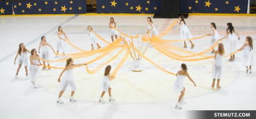 Gala CPFR de patinage artistique @ BCF Arena, Fribourg, 22.03.2015