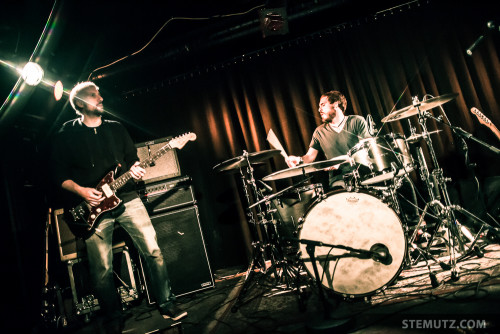Overdrive Amp Explosion @ Bad Bonn, Düdingen, Switzerland, 27.03.2015