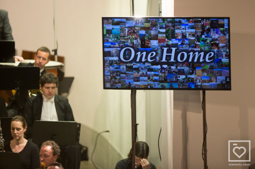One Home: Concert 1er mai, Jérôme Kuhn & Prague Symphonic Ensemble, 01.05.2016
