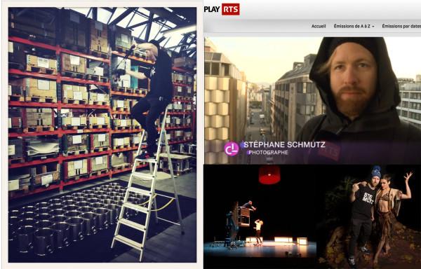 STEMUTZ in action... :-)