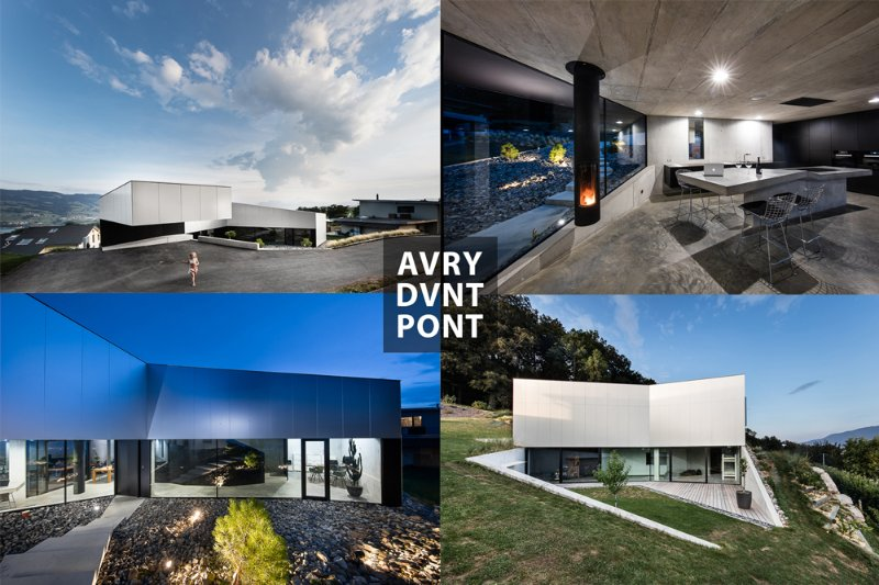 Virdis Architecture: Photos de références de maisons et bâtiments
