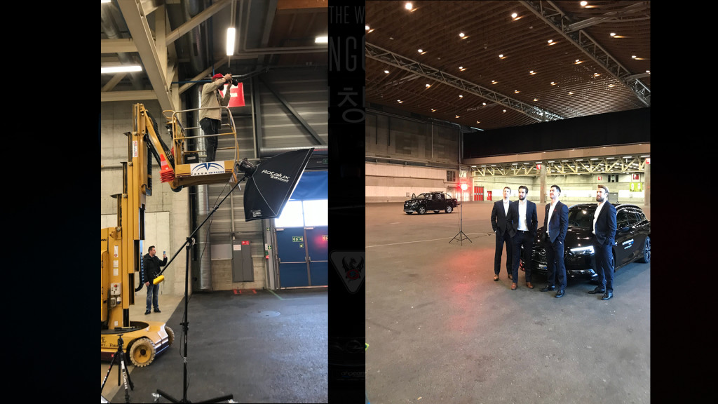 Making-Of: Shooting HC Gotteron goes to PYENGCHANG