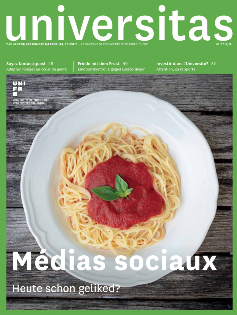UNIVERSITAS : Médias sociaux - Cover, Illustrations and high-quality portraits by STEMUTZ
