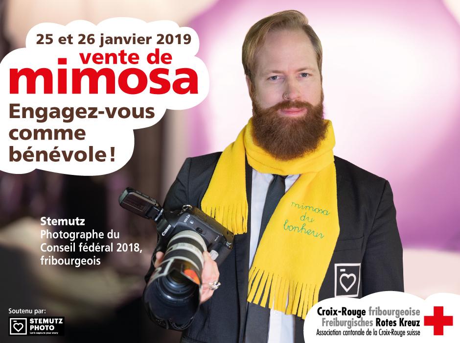Portraits campagne MIMOSA 2019 par STEMUTZ : Stéphane Schmutz, photographe à blueFactory