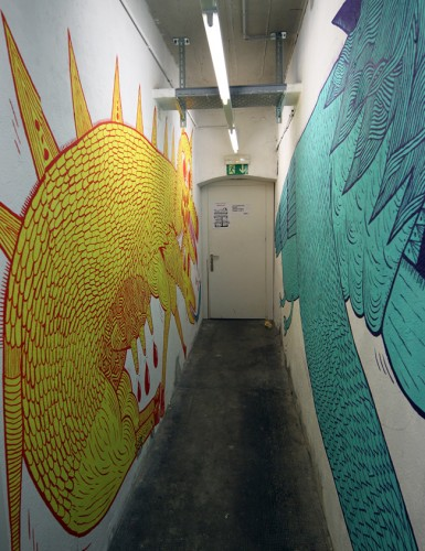 approx. 10m graffiti to shoot in 39 pictures photomerge by stemutz