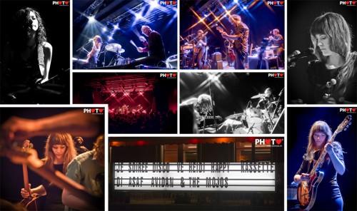 Swiss girl rock power ... Kassette / Heidi Happy @ Nouveau Monde, 22.04.2011 by stemutz