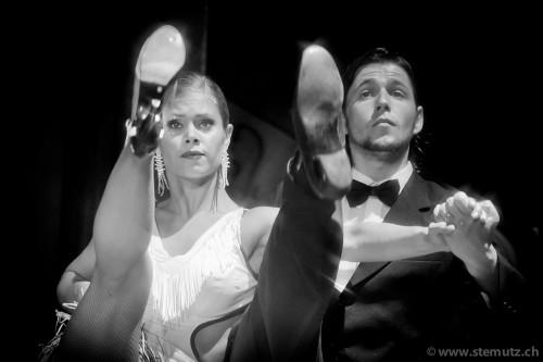 Argentina's Top Tango Dancers: Gala Todo Latino @ RFI 2011, Fribourg, 19.08.2011