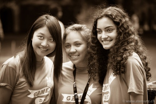 Taiwan, Guam and Israël ...Game Day @ RFI 2012, Fribourg, 16.08.2012