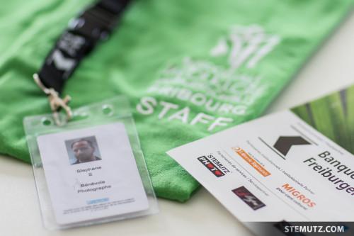 RFI 2014 Badge, STEMUTZ Partenaire de Service, Photographe