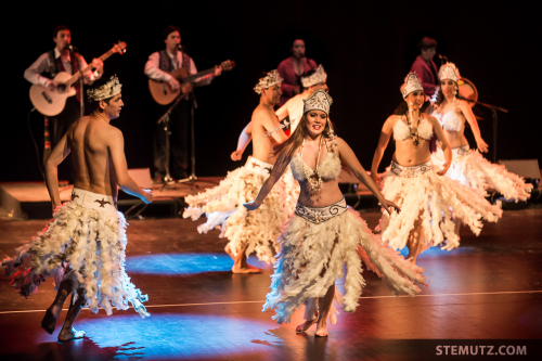 Chile Beauty ... RFI 2014 Gala 1, Equilibre, Fribourg, 21.08.2014