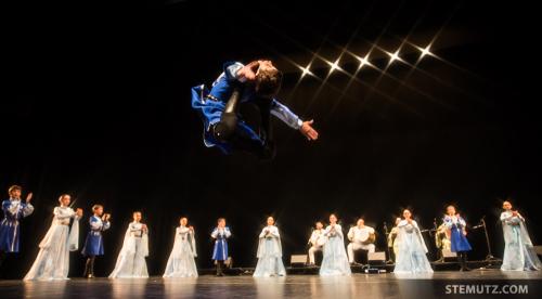 Jumping Ossetia ... RFI 2014 Gala 2, Equilibre, Fribourg, 22.08.2014