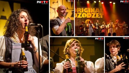Fri-Goulot Band, Original Dzodzet @ Nouveau Monde, Fribourg, 26.11.2