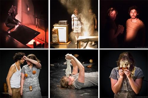 Hans & Grete @ Nouveau Monde, Fribourg, Suisse, 13.04.2012