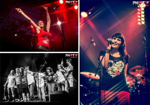Rock the Party ... Party Project @ Jazz Parade, Fribourg, 06.07.2012