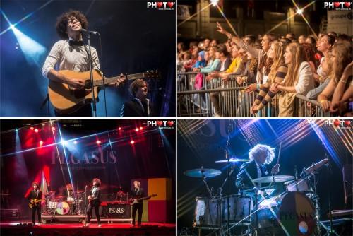 Radio Pop-Rock from Biel ... Pegasus @ Jazz Parade, Fribourg, 06.07.2012