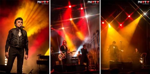 Dick Rivers (F) @ Jazz Parade, Fribourg, Switzerland, 14.07.2012