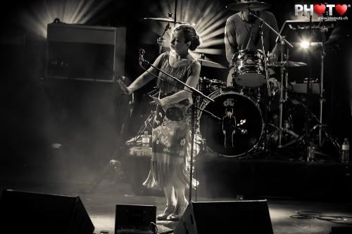 Catherine Ringer (F) @ Estivale, Estavayer, Suisse, 27.07.2012