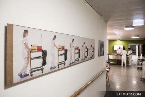 Exposition Photo SAFE AT WORK, apprentis SSH, Photos by STEMUTZ