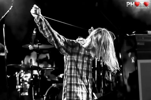 Kurt Cobain ? ... Bagheera @ Ebullition, Bulle, Suisse, 12.10.2012