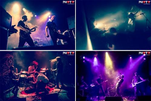 Zatokrev and Asidefromaday ... OMFG @ Fri-Son, Fribourg, 09.11.2012